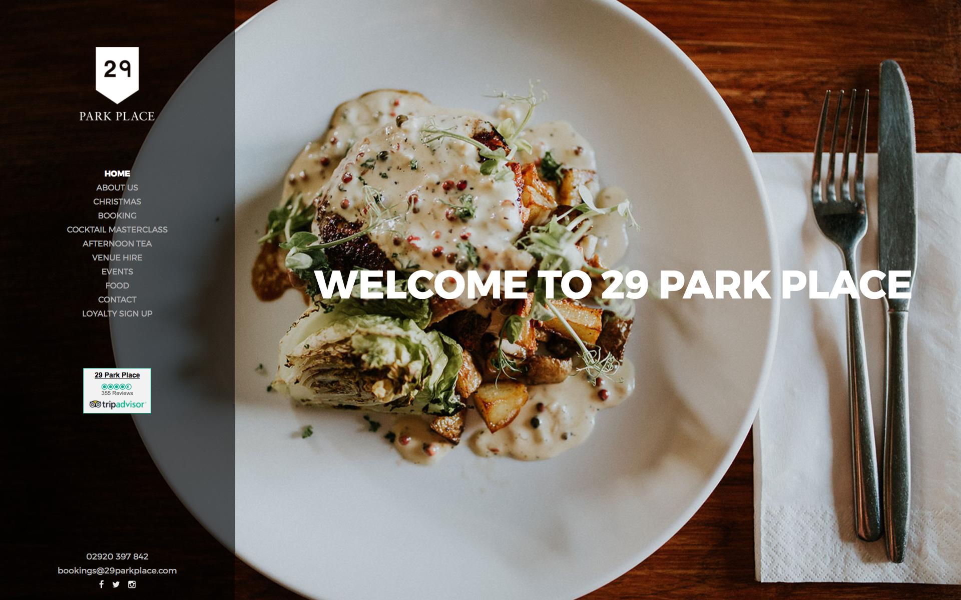 29 Park Place
