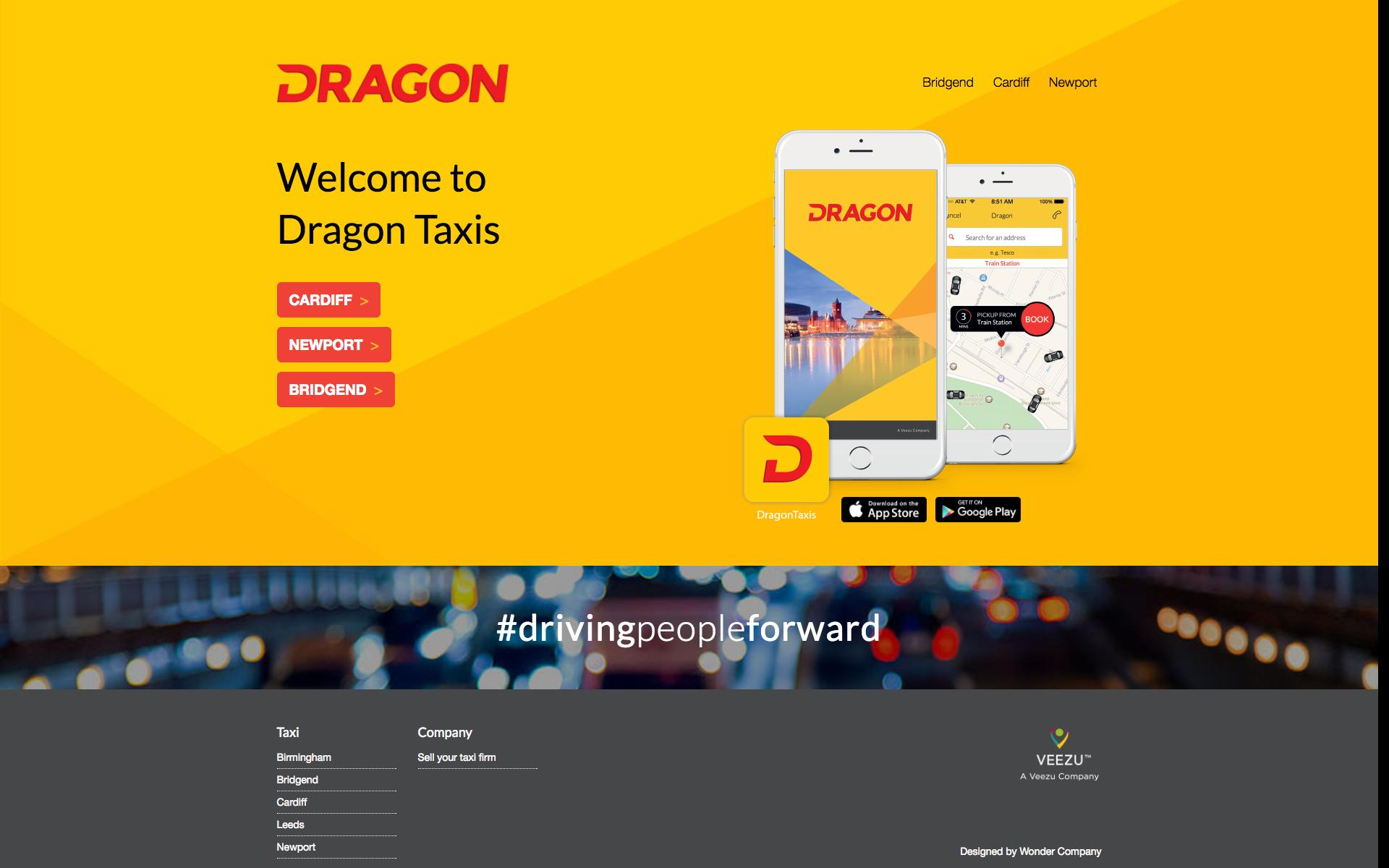 Dragon Taxis