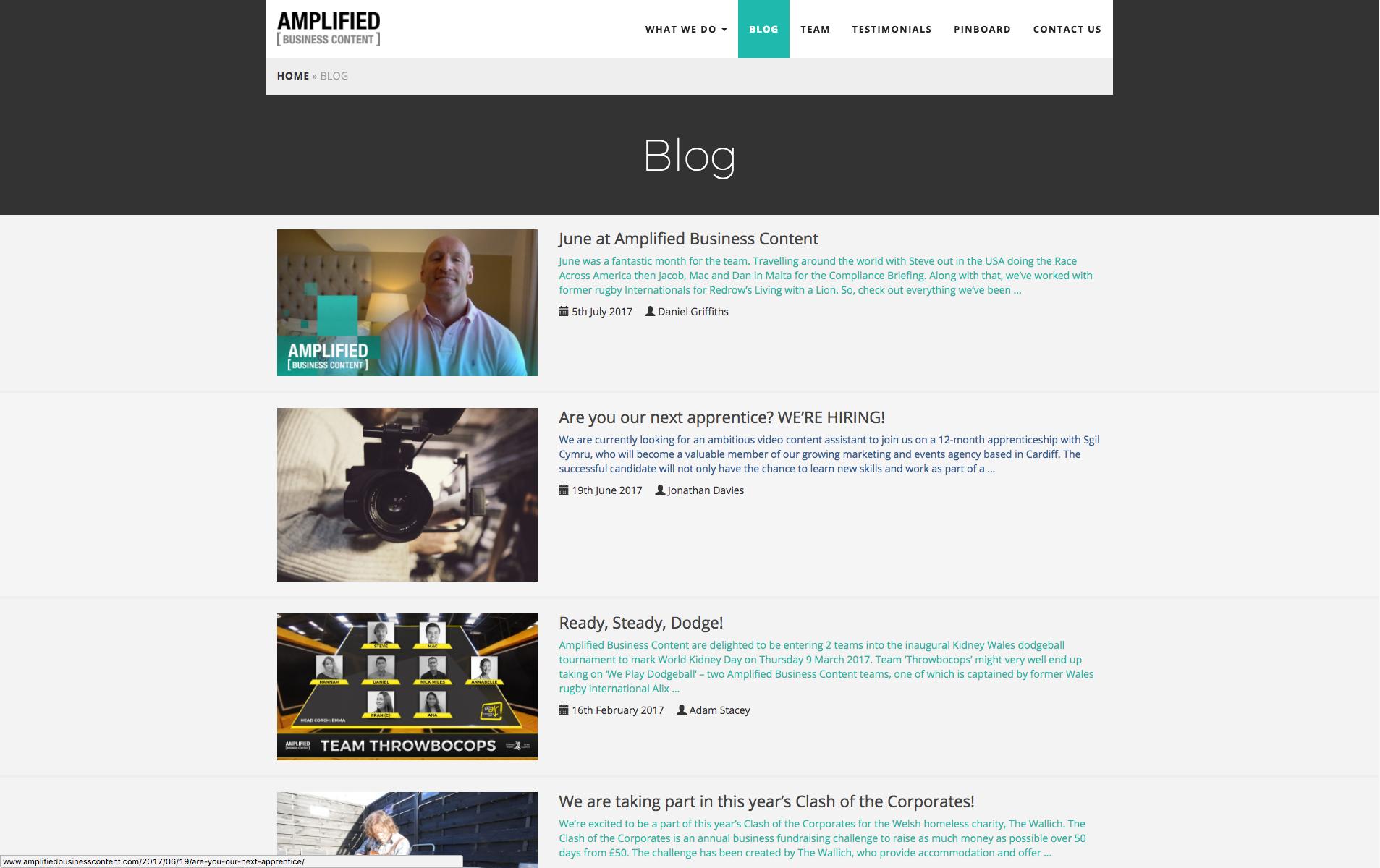 ABC-Blog