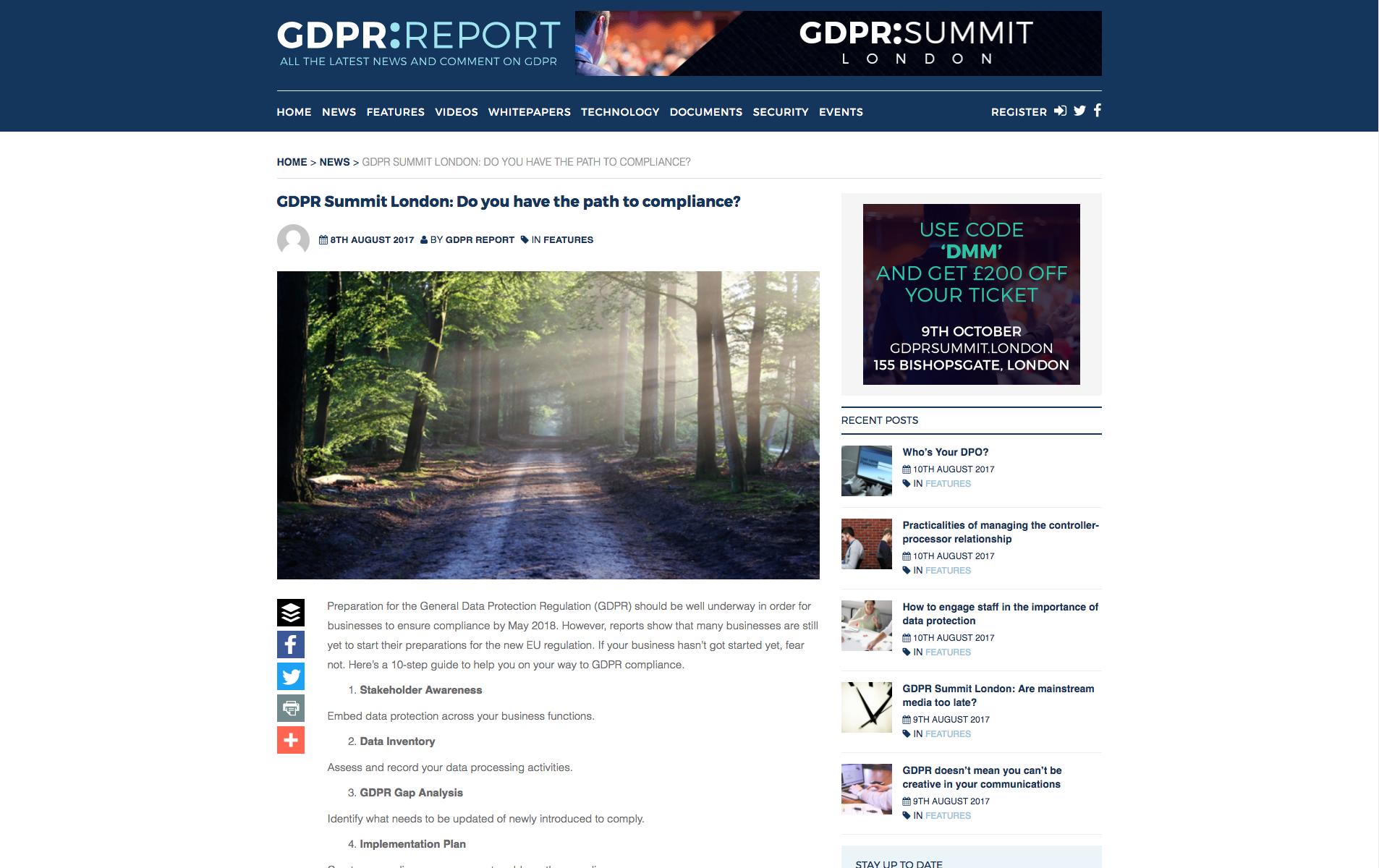 GDPR-Post