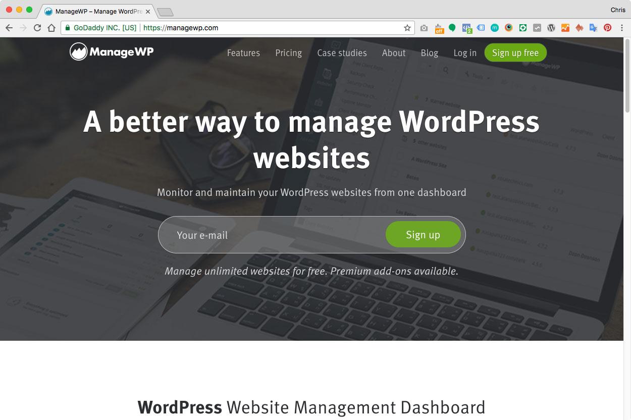 The Best Tools for Managing Multiple WordPress Sites - Rusti