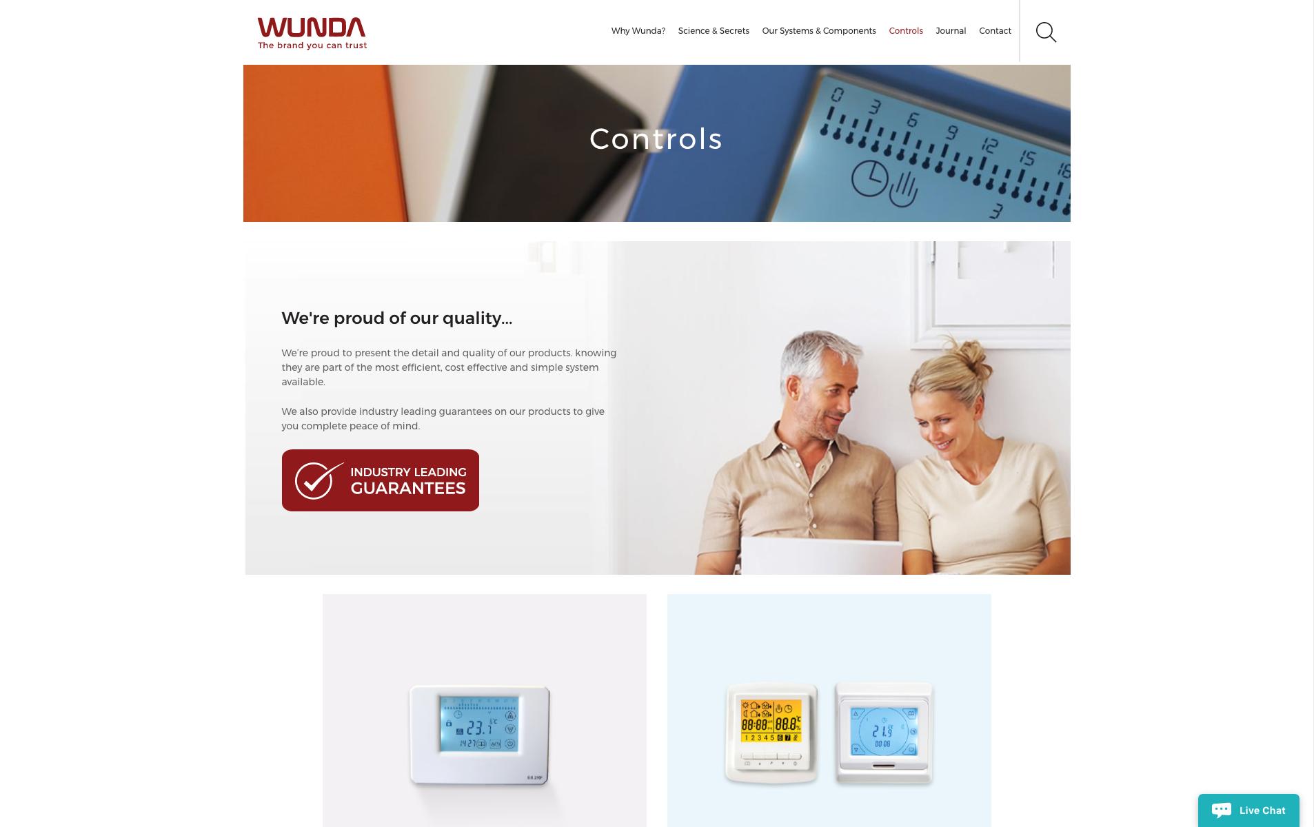 wunda-controls