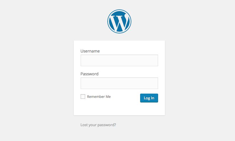 How to change the logo on the WordPress admin screen