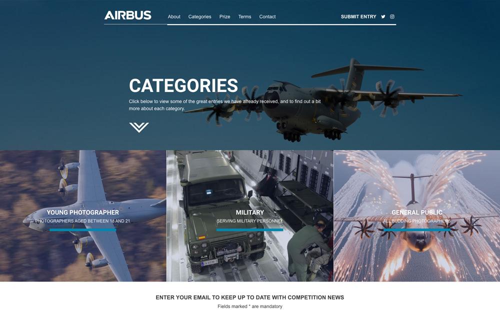 Airbus-Categories