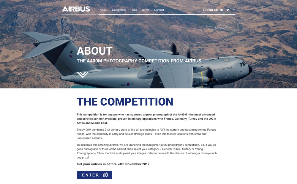 Airbus-Competition